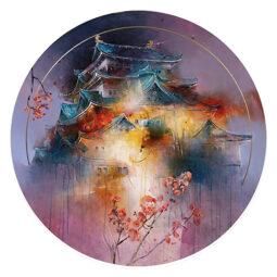 Soulportrait #43 - Nagoya Castle - CASCINI NADIA - Galeries Bartoux