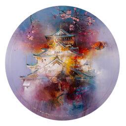 Soulportrait #45 - Osaka Castle - CASCINI NADIA - Galeries Bartoux