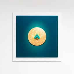Anatomia Gold 09.11 - DEJONG SAMUEL - Galeries Bartoux