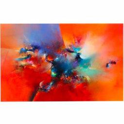 Fantasie in rosso - DI FAZIO PASQUALE - Galeries Bartoux