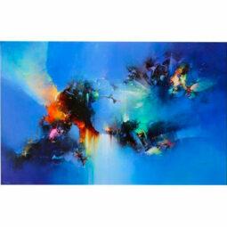 Sinfonia blu - DI FAZIO PASQUALE - Galeries Bartoux