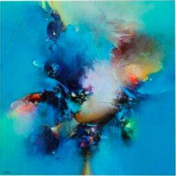 Sogno nello spazio - DI FAZIO PASQUALE - Galeries Bartoux