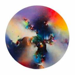Universo in armonia - DI FAZIO PASQUALE - Galeries Bartoux