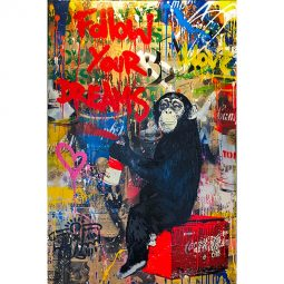 Every day life - MR BRAINWASH - Galeries Bartoux