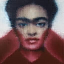 Kahlo - TAKACS MIKAEL - Galeries Bartoux