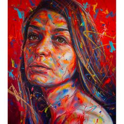 Yuli Pose 1 - WALKER DAVID - Galeries Bartoux