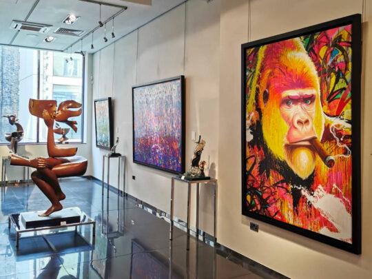 Galeries Bartoux - LONDON - Galeries Bartoux