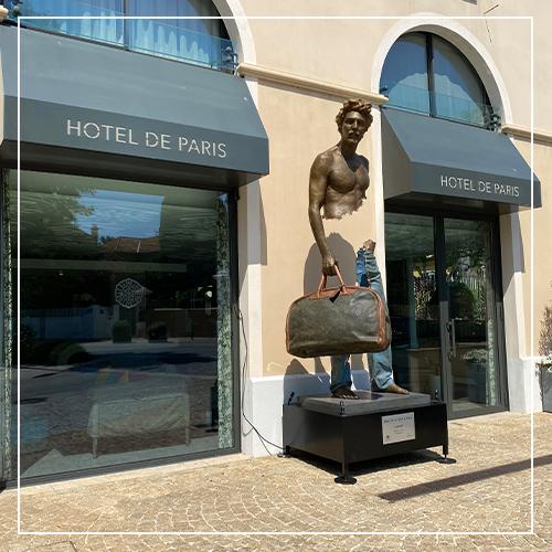 Hôtel de Paris Saint-Tropez - 2021 - Galeries Bartoux