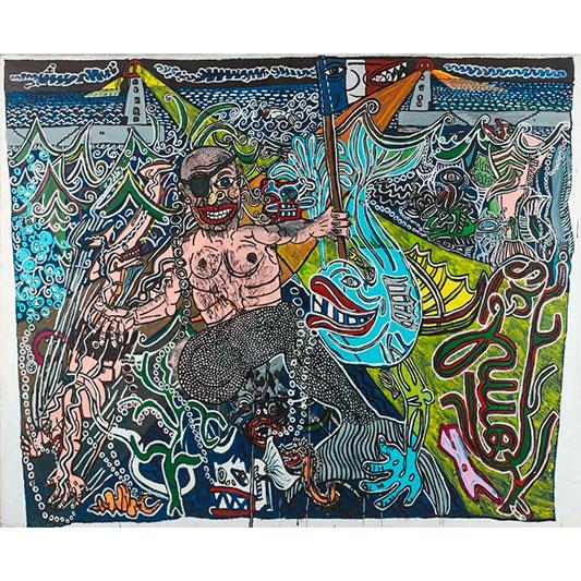 Armando, l'homme sirène - COMBAS ROBERT - Galeries Bartoux