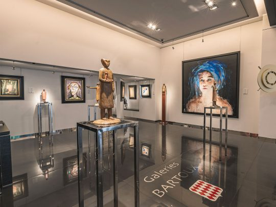 Galeries Bartoux - MONACO - Galeries Bartoux