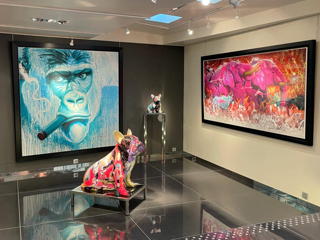 Galeries Bartoux - HONFLEUR – NORMANDY - Galeries Bartoux