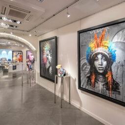 SAINT-PAUL DE VENCE - Galeries Bartoux