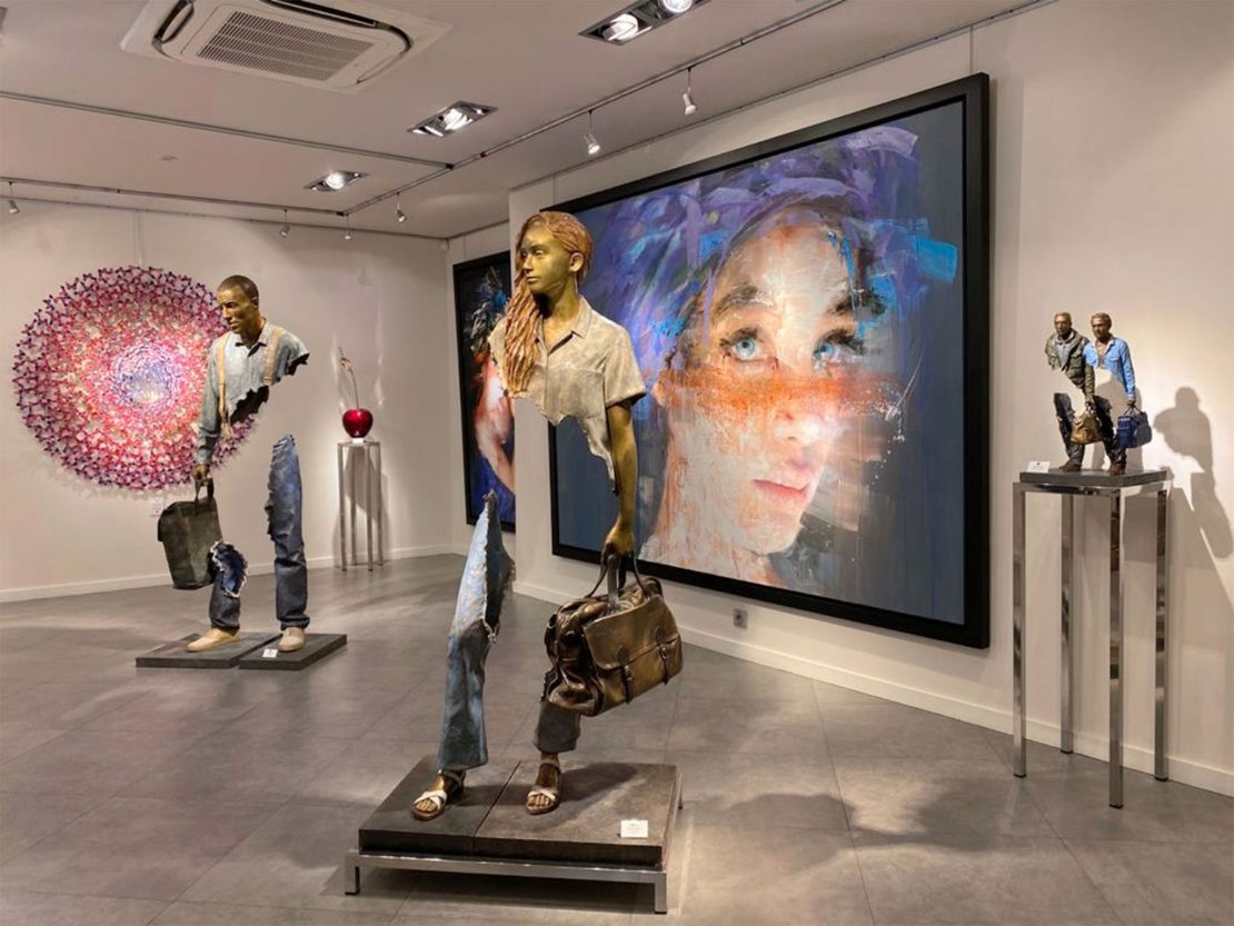 Galeries Bartoux - VIEUX SAINT-PAUL - Galeries Bartoux