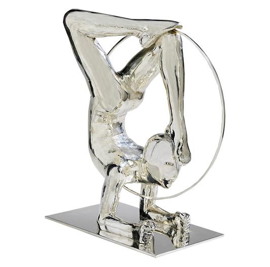 Contorsionniste X - CORDA MAURO - Galeries Bartoux
