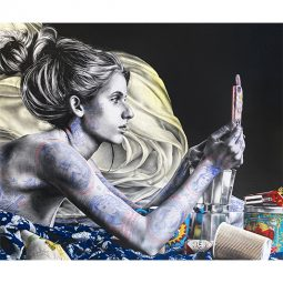 Queen Time Out XIX - MORENO GABRIEL - Galeries Bartoux