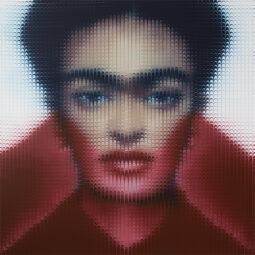 Kahlo, 1941 - TAKACS MIKAEL - Galeries Bartoux