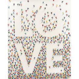 Love n°3365 - WATEROUS JANE - Galeries Bartoux