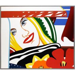 Bedroom face 50/100 - WESSELMANN TOM - Galeries Bartoux