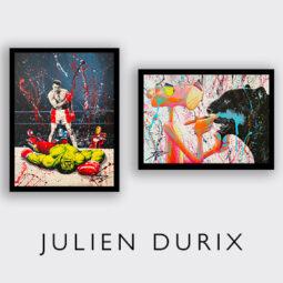 VENTE EN LIGNE EXCLUSIVE – DIGIGRAPHIES DE JULIEN DURIX - Galeries Bartoux
