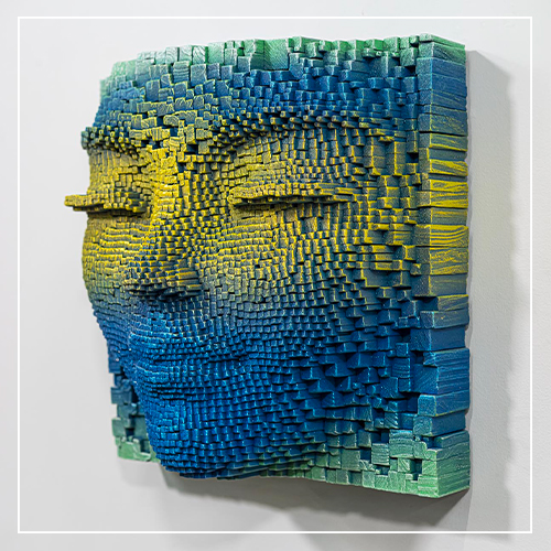 GIL BRUVEL - Nouvelle collaboration - Galeries Bartoux