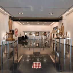 MONACO - Galeries Bartoux