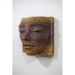 Mask #87 - BRUVEL GIL - Galeries Bartoux