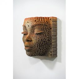 Mask #89 - BRUVEL GIL - Galeries Bartoux