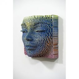 Mask #90 - BRUVEL GIL - Galeries Bartoux