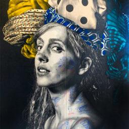 Laura - MORENO GABRIEL - Galeries Bartoux