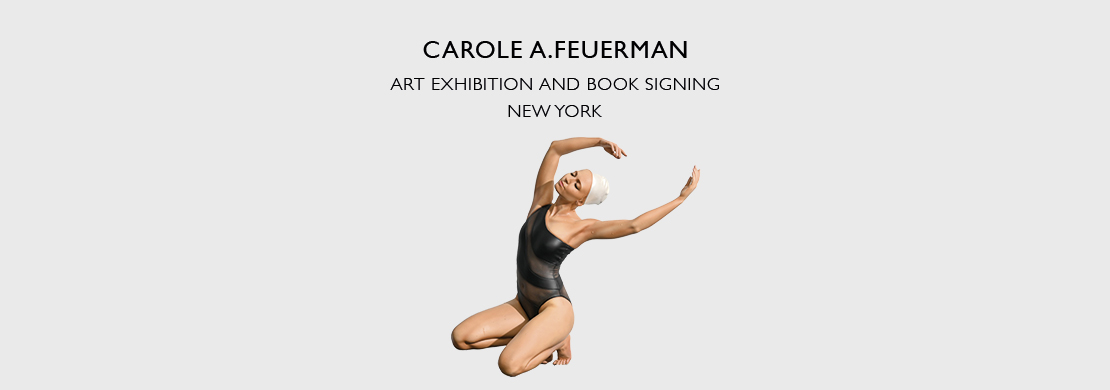 CAROLE A.FEUERMAN – VERNISSAGE – NEW YORK - Galeries Bartoux