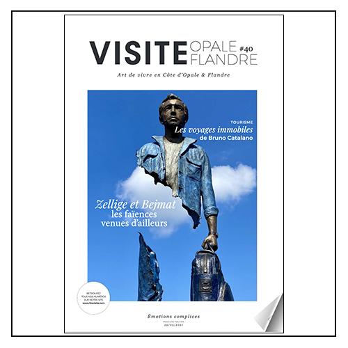 """BRUNO CATALANO - """"Lire Visite"""" - Galeries Bartoux"""