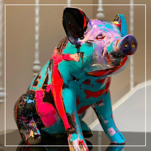 JULIEN MARINETTI - New artwork - Galeries Bartoux